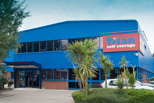 Titan Self Storage Littlehampton