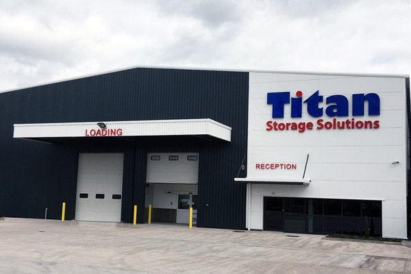 Titan Storage Solutions Solihull