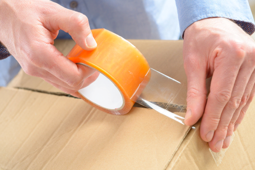 Box packing tape