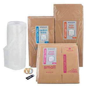 Standard Bedroom Moving Kit