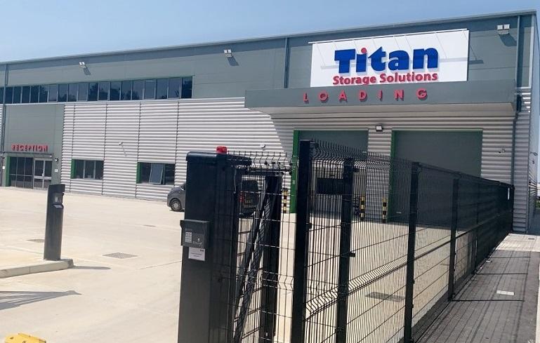 Titan Storage Poole