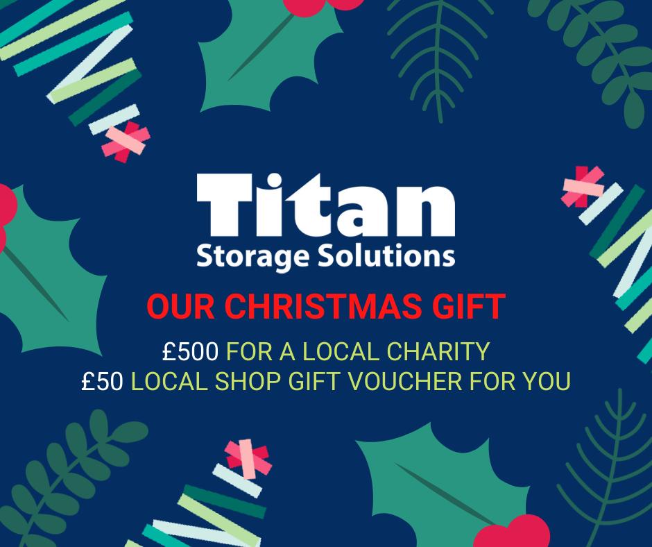 titan christmas campaign 2020