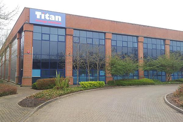 Titan Storage Solutions Bracknell